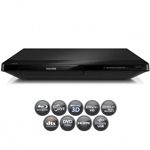 Reproductor de Blu-Ray Philips